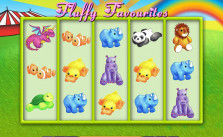 Fluffy Favourites Slot In-Play