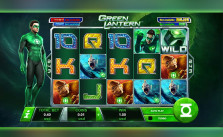 Slot Green Lantern oleh Playtech