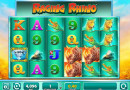 Raging Rhino WMS Online Slot Machine