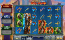 Age of the Gods Norse: King of Asgard Ash Gaming Slot